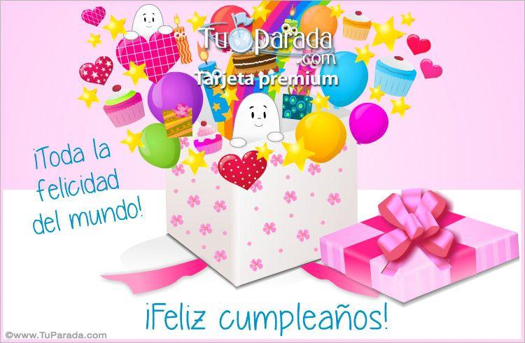 27033 6 Regalo Sorpresa De Cumpleanos Jpg 750 490 Agradecimiento Cumpleaños Sorpresa De Cumpleaños Postales De Feliz Cumpleaños