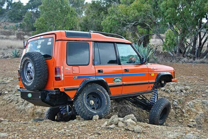 Land Rover Autos Todoterreno Coches