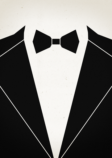 james bond minimalist poster google search super heros pinterest deko. Black Bedroom Furniture Sets. Home Design Ideas