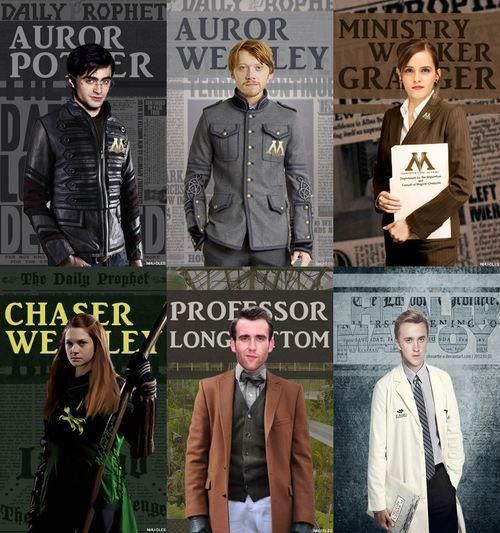 A Ladyboner For Every Taste Harry Potter World Harry Potter Cast Harry Potter Jobs