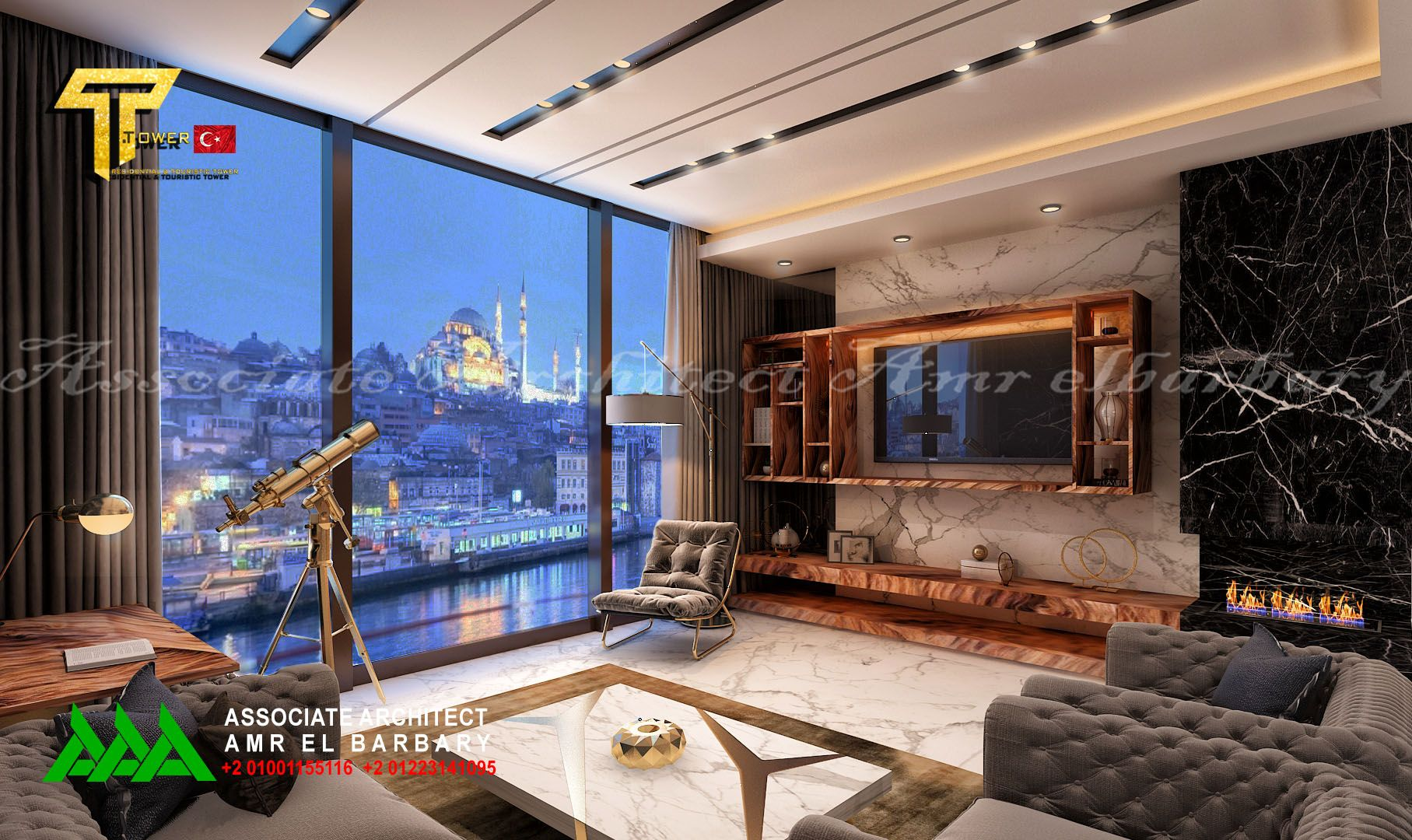 t tower turkey istanbul from the interior decorations of studio rh pinterest com
