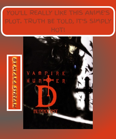 vampire hunter d bloodlust streaming