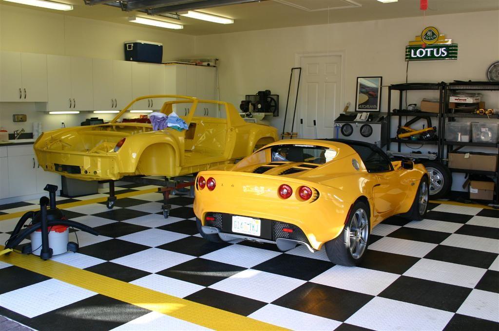 Best Garage Floors Ideas - Let\'s Look at Your Options | Flooring ...