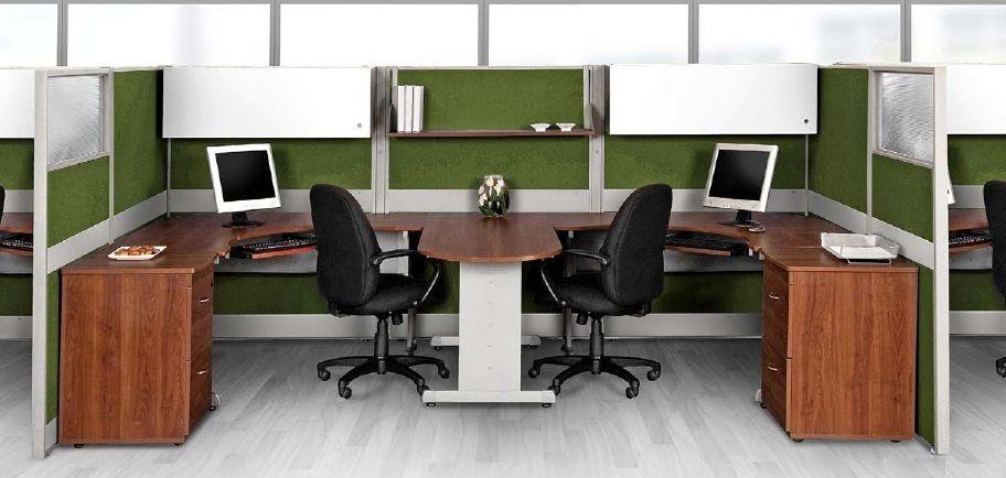 Estaci n de trabajo oficinas estaci nes de trabajo for Cubiculos de oficina