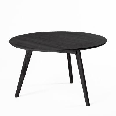 Nordik-sohvapöytä mustaksi petsattua saarnia Select21:n sohvapöytävalikoimasta. ...