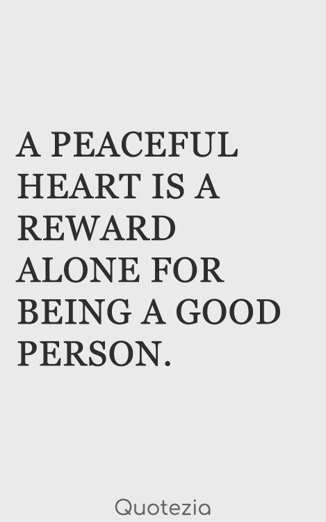 Top 20+ Quotes on Being A Good Person   Quotezia   Life ...