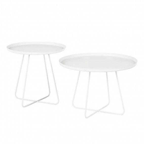 Beistelltisch Tuula 2er Set Beistelltisch Tisch