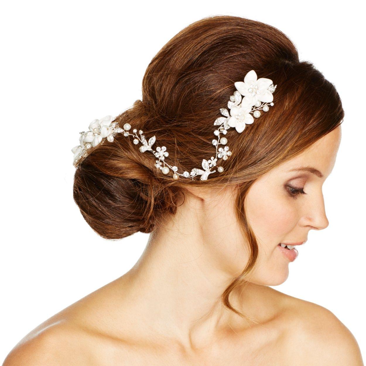 alan hannah devoted designer primrose silk flower wrap