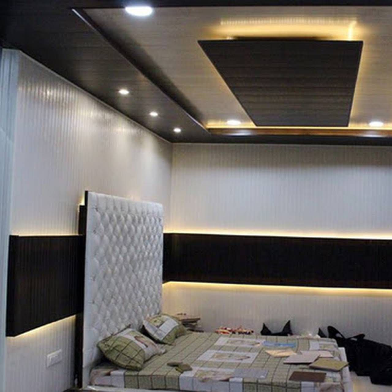 Pin By Yayat Jay On Pvc Ceiling Pvc Ceiling Design Ceiling Design Ceiling Design Bedroom Popular bedroom pvc ceiling
