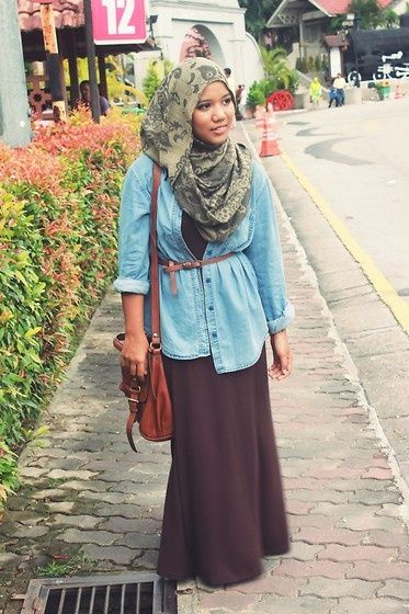 Jeans Shirt Hijab Tumblr - Recherche Google