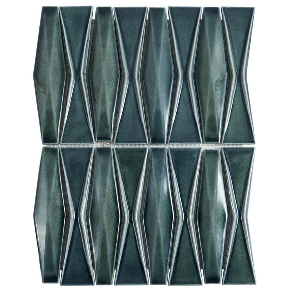 Soho Studio Corp Baroque Adwick Capri In 2020 Ceramic Mosaic Tile Ceramic Tiles Gold Tile