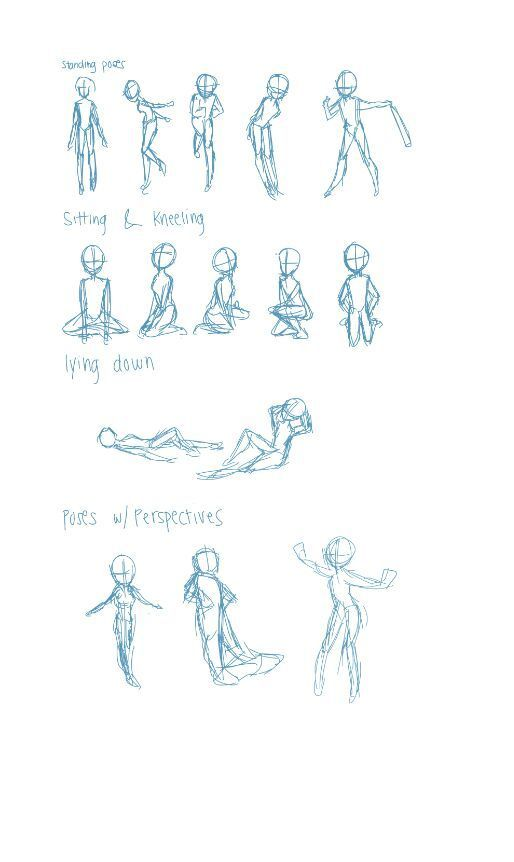 Image Result For Anime Pose Looking Back Drawings Drawing Tutorial Anime Poses