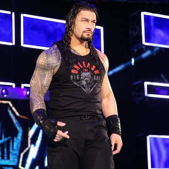 Pin By ♡ Sherri Lynn ♡ On ♡ Roman Reigns ♡ Wwe Roman