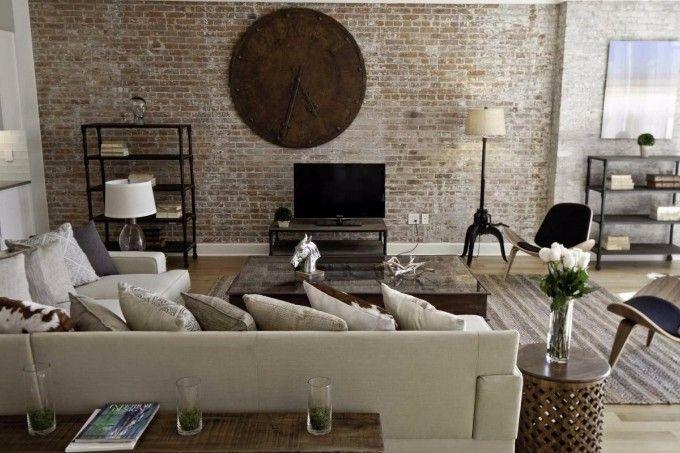 Wie ein Landhaus u2013 Gestalten Sie Ihre Wohnräume mit den Rustikal