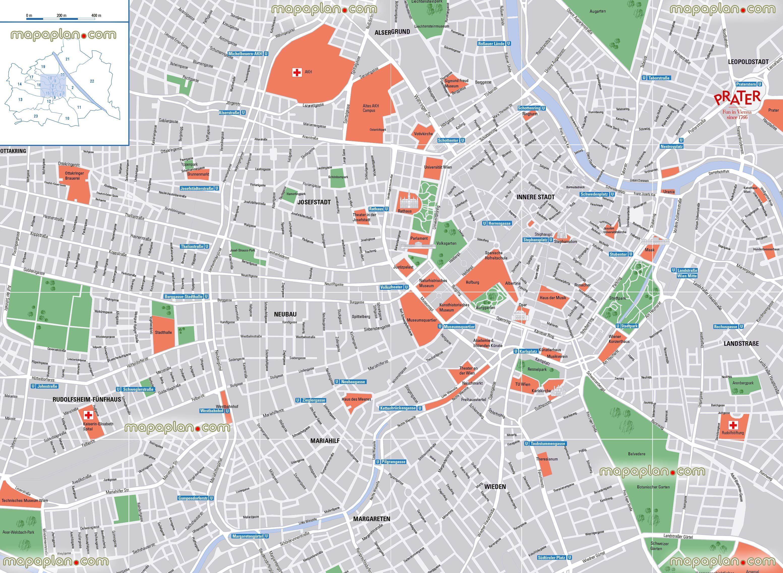 download travel layout prater park wiens Vienna Top tourist – Vienna Travel Map