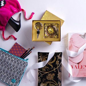 For Glam Girls: Fashion Books to Faux Florals :: effie's paper on Rue La La...NOW!