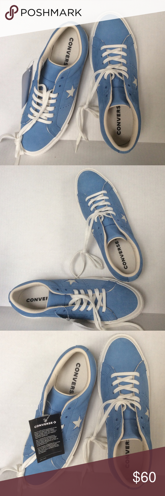 Reducción Salida Fuera  Converse one star ox nwt (With images)   Converse one star, Classic  sneakers, Converse