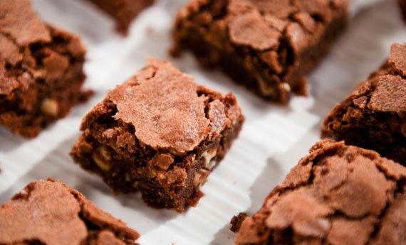 Cioccolatosi E Gustosi I Brownies Possono Creare Dipendenza E La