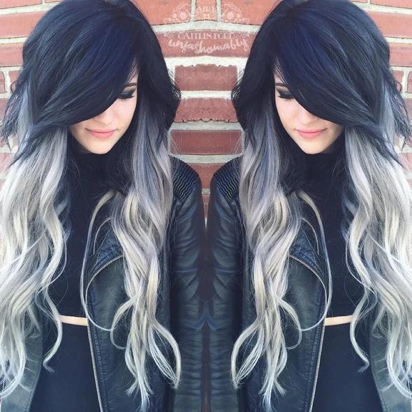 Pin on Gray Human Wigs