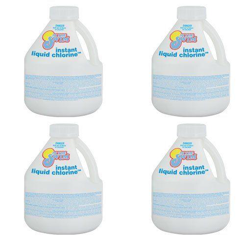 Liquid Pool Shock Chlorine