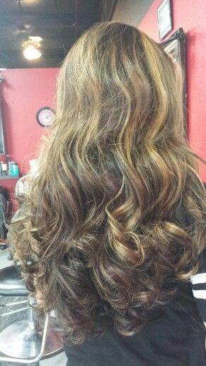 The Hair Gods Like Me Today Long Hair Styles Hair Hair Styles