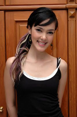 Round Book Amazing World Indonesian Beautiful Girls Images - Hairstyle barbershop indonesia