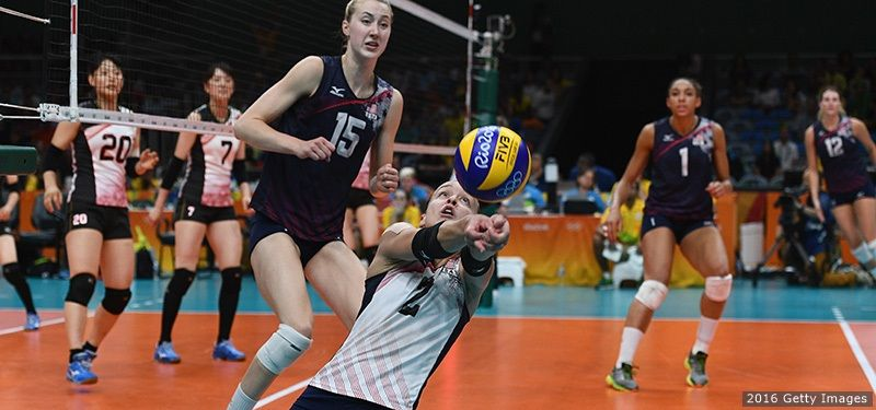 The Best Photos From Rio 2016 Aug 16 Editionkayla Banwarth Volleyball Usa Volleyball Olympic Volleyball Rio 2016
