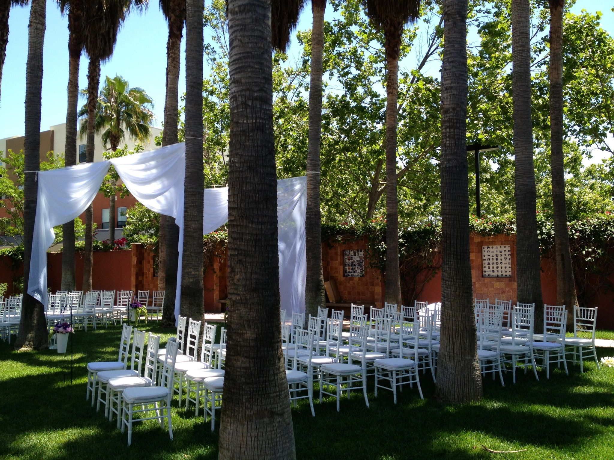 Wedding reception at the Mexican Heritage Plaza The ...