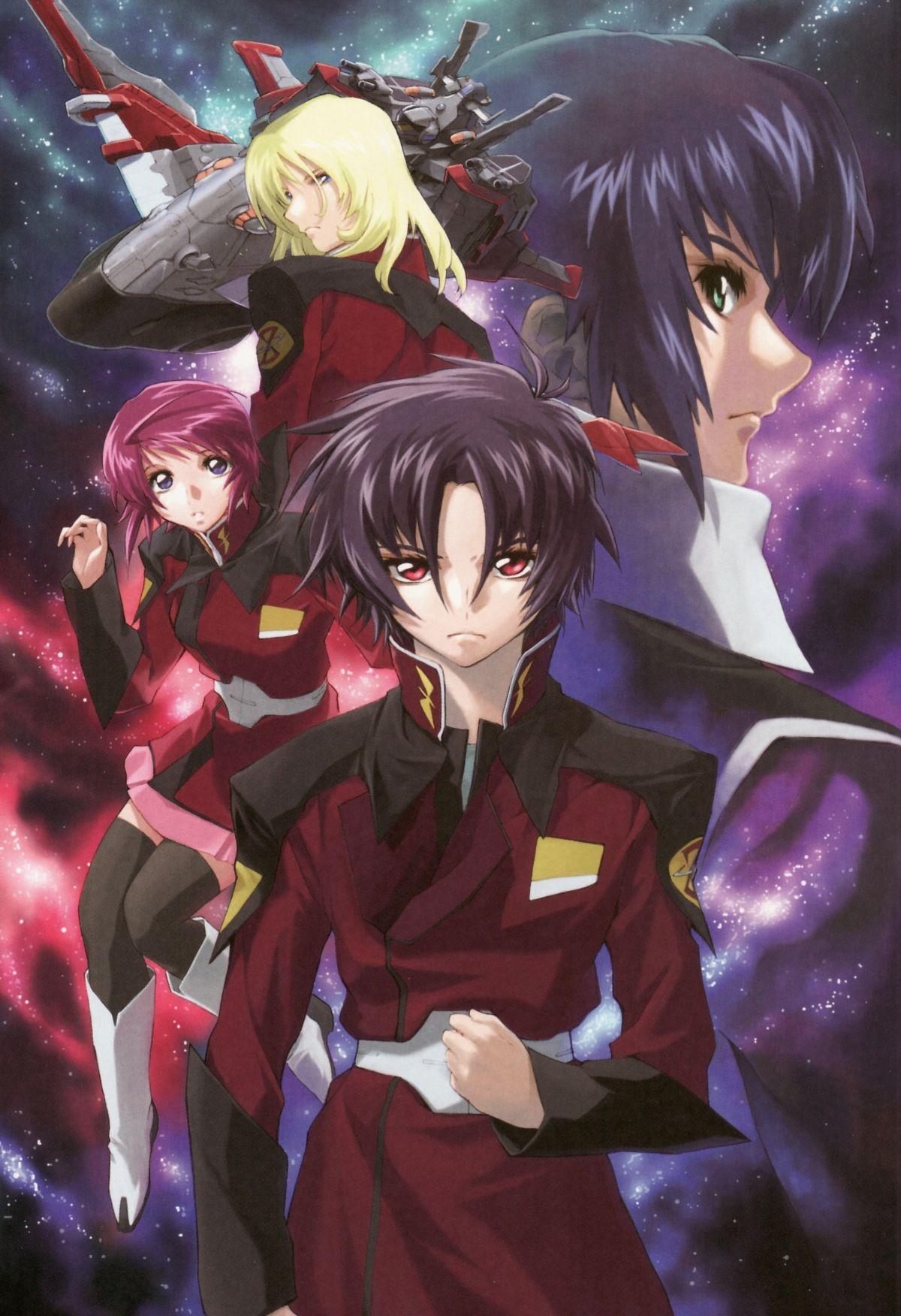 機動戦士ガンダムSEED DESTINY // Mobile Suit Gundam Seed Destiny