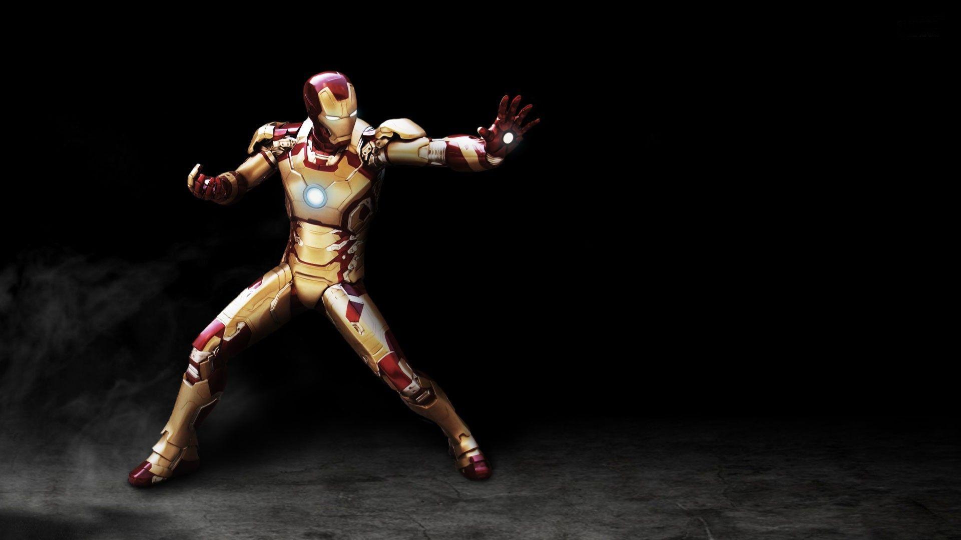 Iron Man Iron Man 3 Mark 42 Wallpaper 1920x1080 194256 Images