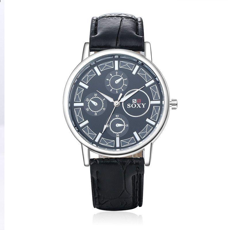 hodinky pánské levné ceny muž hodin pro rusko náramkové hodinky levné ceny  populární muž křemenné hodinky horké prodej mužské kůže hodinky a143826698