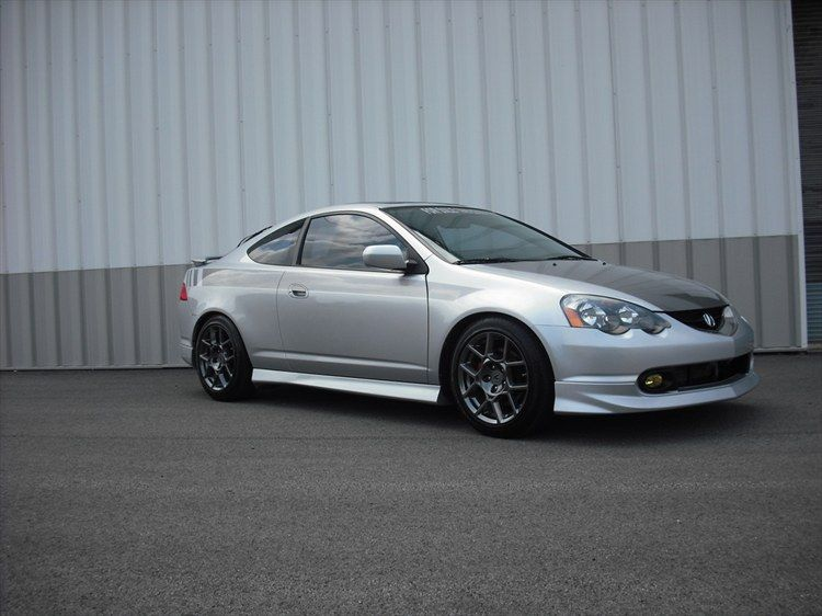 Rsx With Tl Type S Wheels Google Search Rsx Pinterest Type S - Acura type s rims