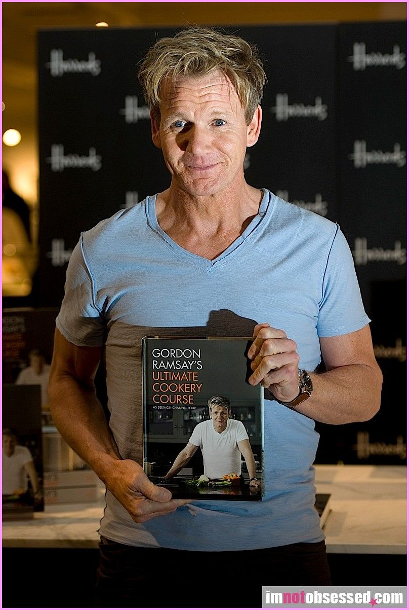 Afternoon Links With Gordon Ramsey | Chef Gordon Ramsay | Pinterest ...