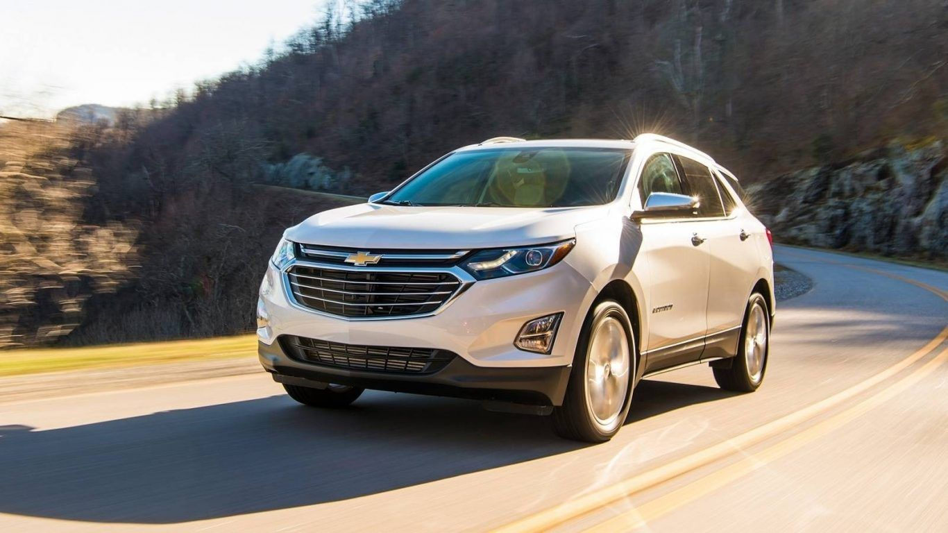 2019 Gmc Equinox Review Specs And Release Date Redesign Price