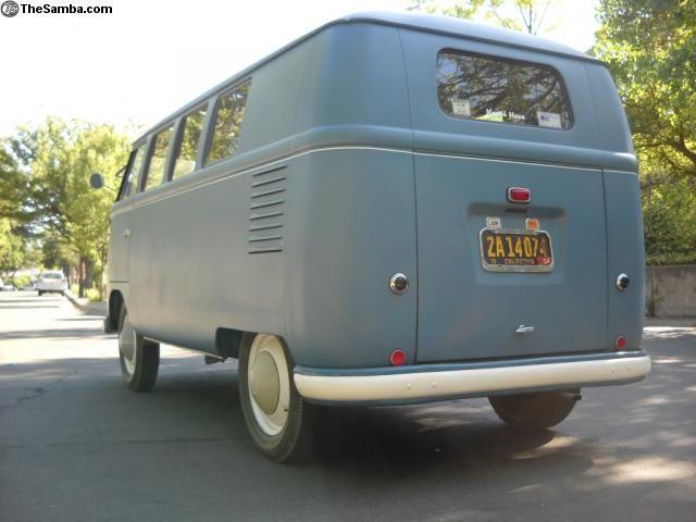 Vw Classifieds 1954 Barndoor Kombi Complete And Dry Great Driver Volkswagen Vw Bus Barn Door