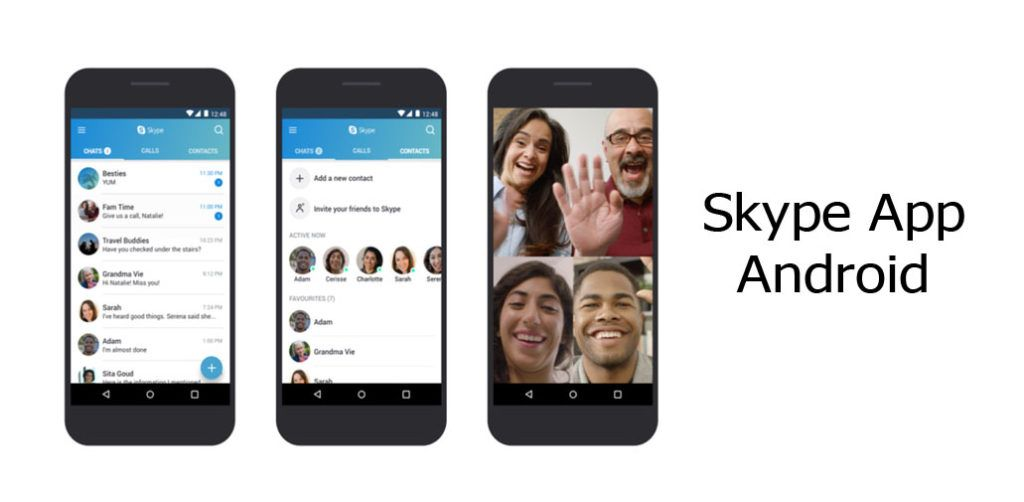 Skype App Android Skype Account Android apps, Facebook