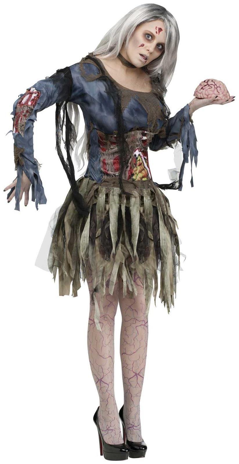 Halloween Zombie Costume.Pin On Halloween