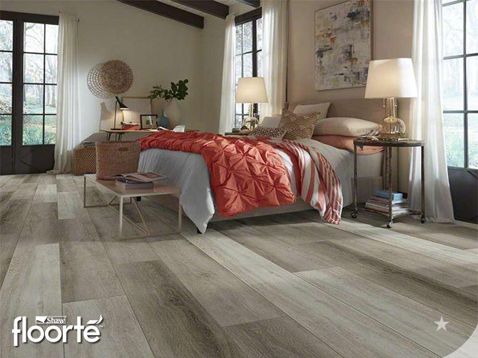 Shaw Floorte Titan Hd Plus Modern Oak 05037 Lvp Flooring