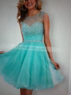 Light Blue Short Formal Dresses | Gommap Blog
