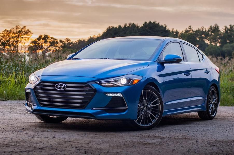 2017 Hyundai Elantra Sport Review http://cstu.co/3bc09f