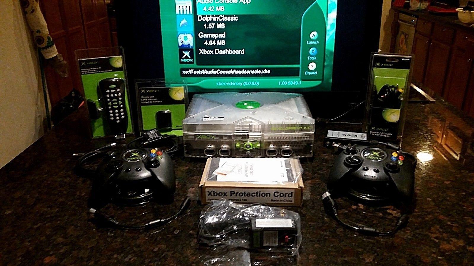 EA Games Original #Xbox Development Kit (XDK) UNTAMPERED