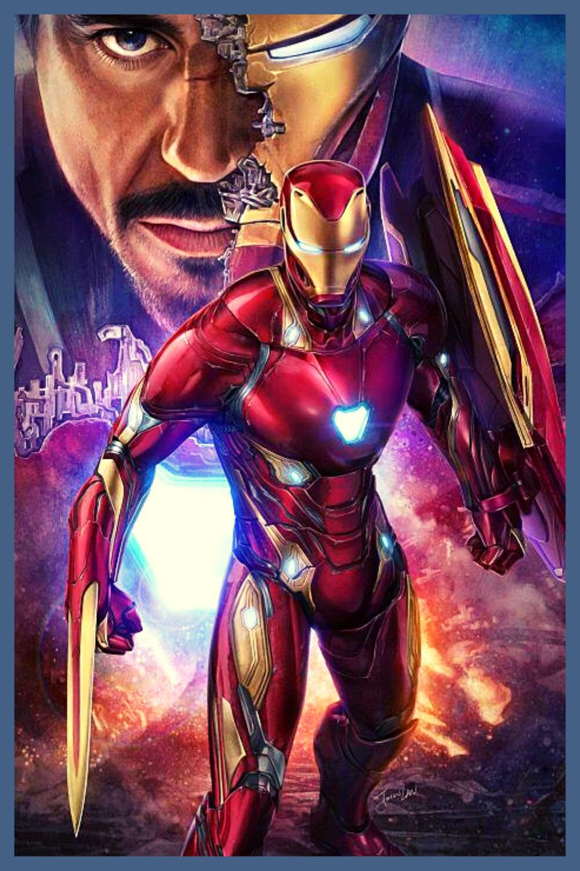 Iron Man Wallpaper Mark 50 Fondo De Pantalla De Iron Man Imagenes De Iron Man Magnificos