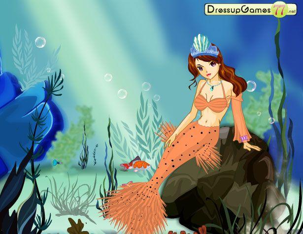 Winx Mermaid Dress Up Y8 Mermaid Dress Up Play Game Mermaid