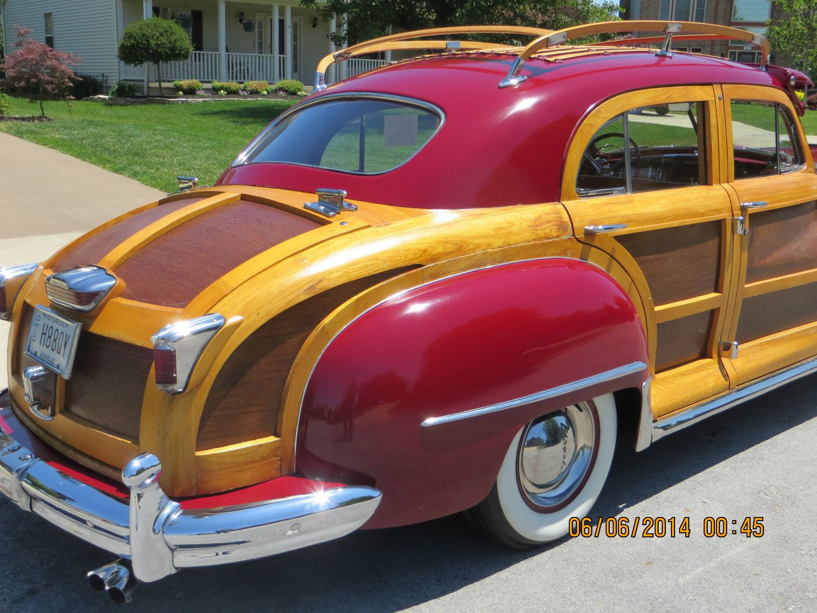 Chrysler Town Country Town Country Woodie Chrysler Town And Country Woody Wagon Chrysler