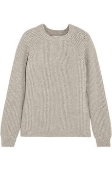 Chinti and Parker Chunky-knit wool sweater   NET-A-PORTER