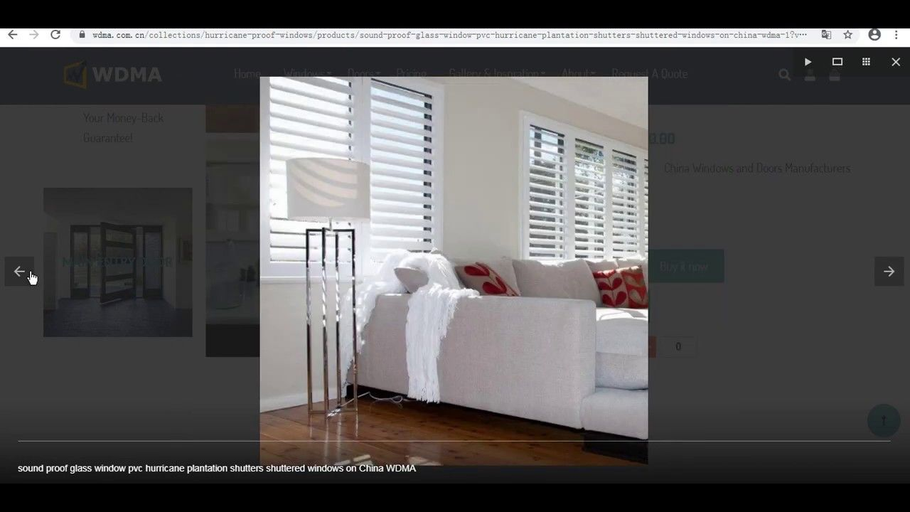 China Wdma Hurricane Proof Windows Sound Proof Glass Window Pvc Hurrican In 2020 Wooden Design Window Projects Glass Window