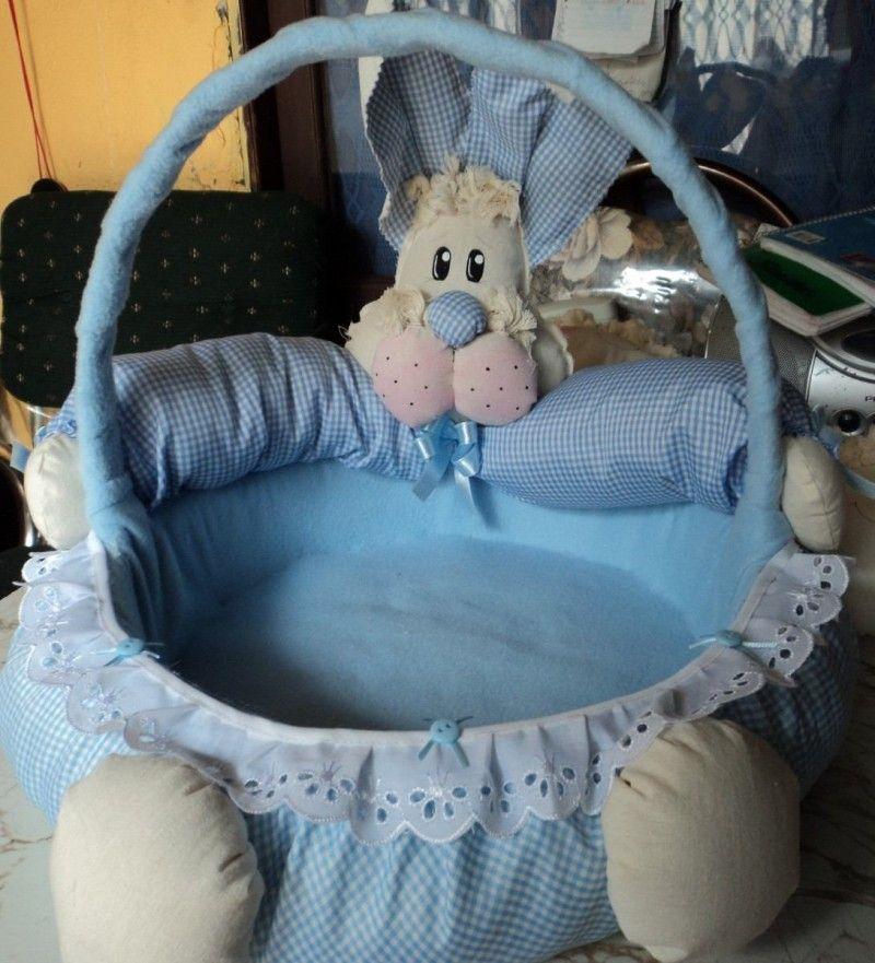 Canastas para baby shower bautizo regalo para bebe mlm f - Ideas para bebes ...