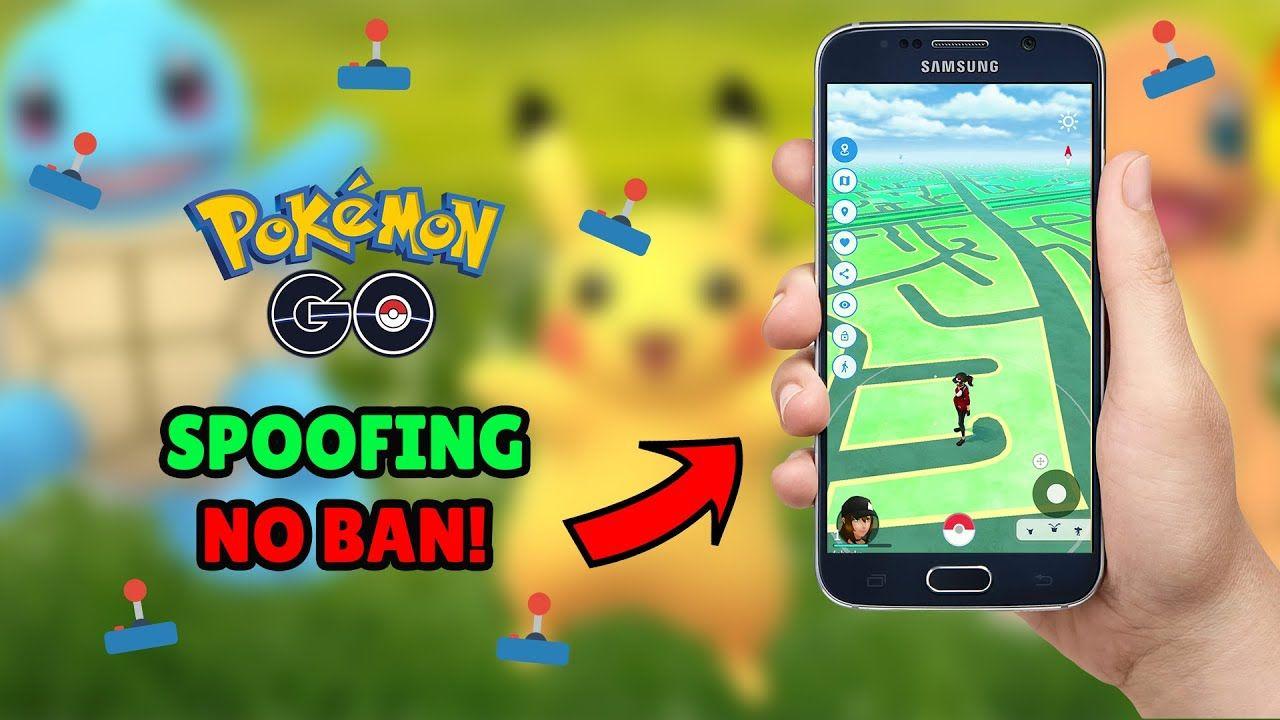 how to spoof pokemon go 2021 ios
