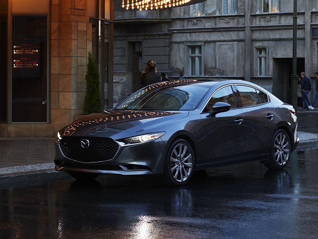 Hi Res 2019 Mazda3 Sedan Awd Images Mazda 3 Sedan Mazda Sedan