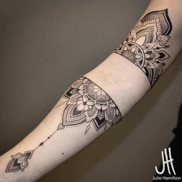 13 Mandalas tatuajes